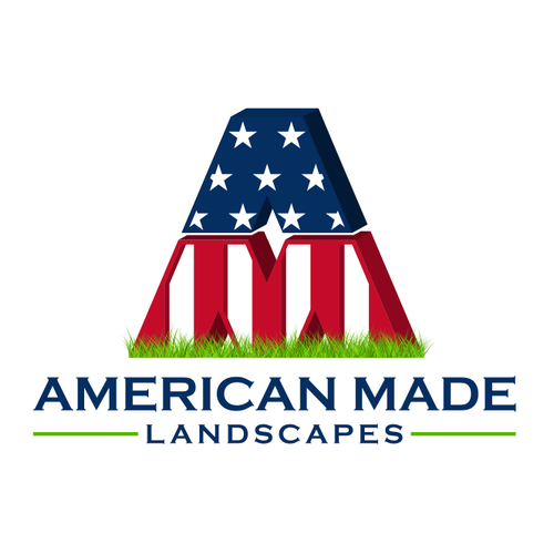 DYNAMIC LOGO FOR AMERICAN MADE LANDSCAPES