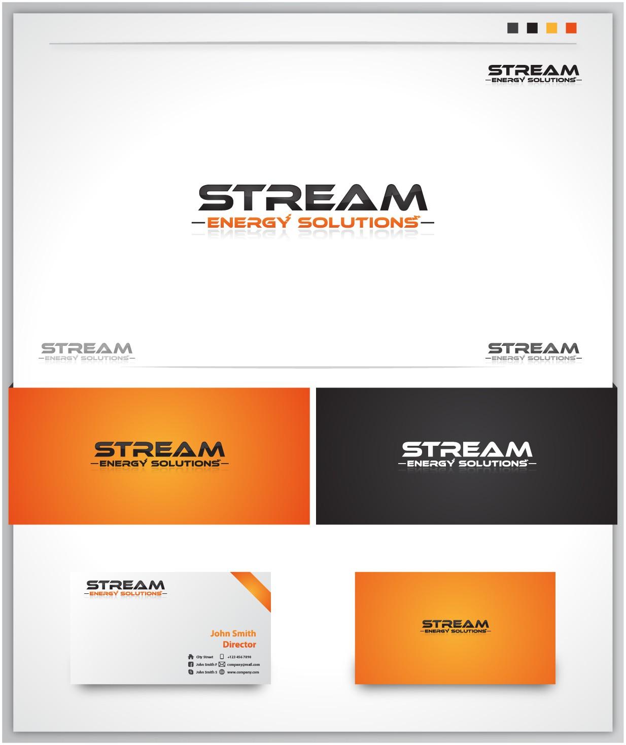 Create the next logo for STREAM energy