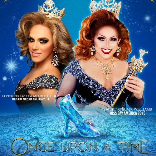 """Create a """"Once Upon a Time"""" style advertisement"""
