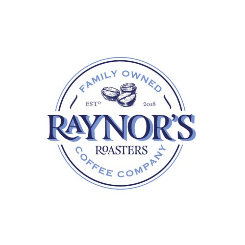 Raynor's roasters logo