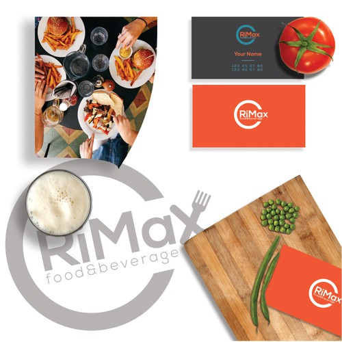 Logo for a Food&Beverage agency