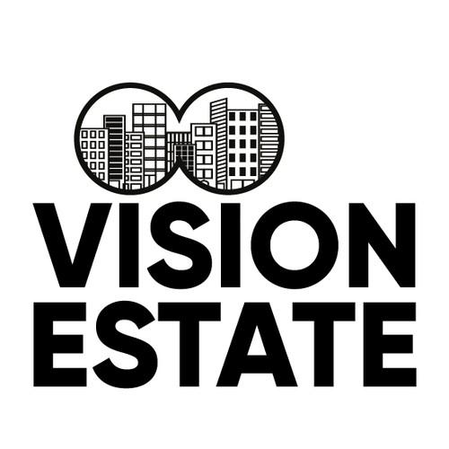 Logo for Vision Design