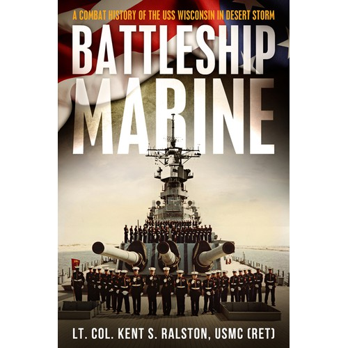 Book Cover for Battleship Marine