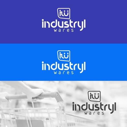 industryl wares online retail store logo