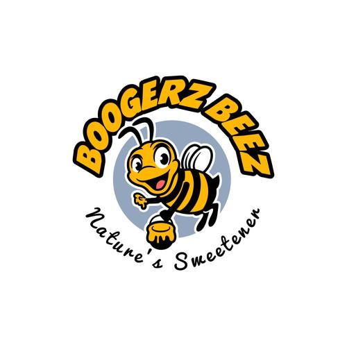 Honey prodcut logo