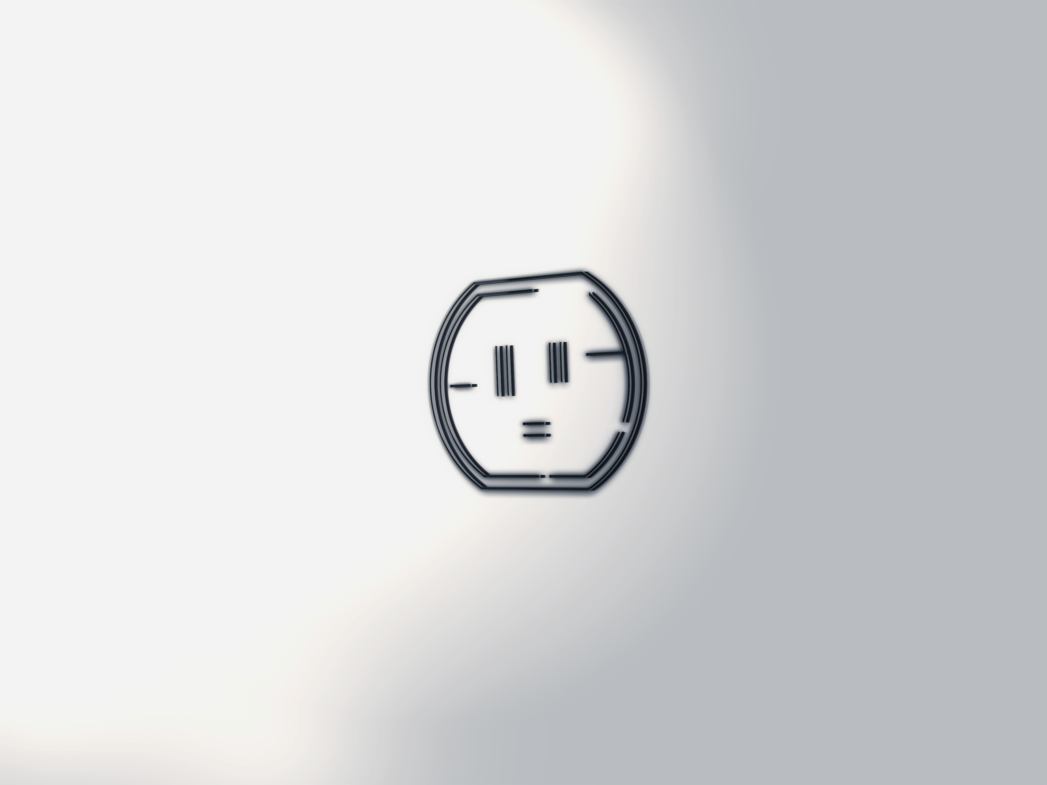 Outlet - Logo for a Music and Art Collective