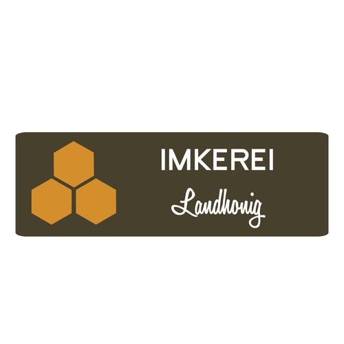 Logo für kleine, ländliche Imkerei