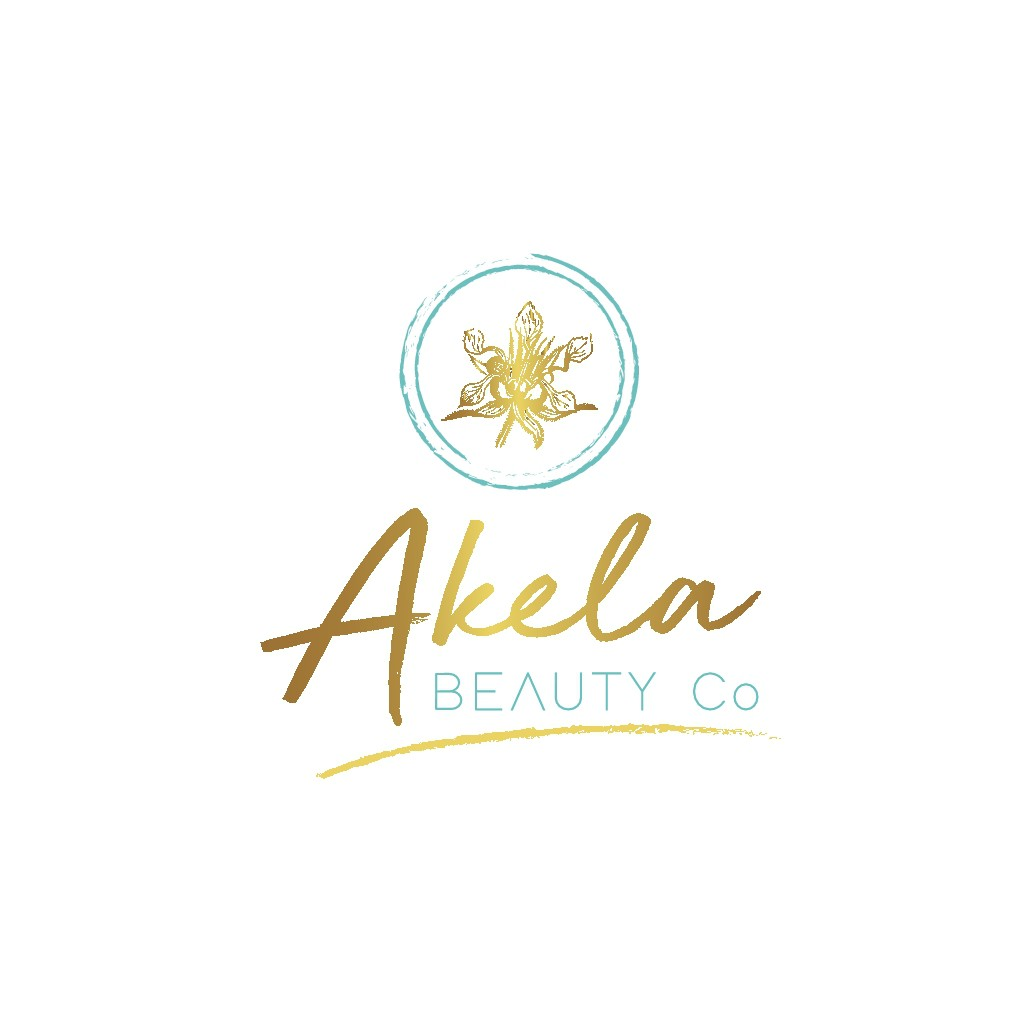 Create a luxe logo and media package for a chocolate skincare brand