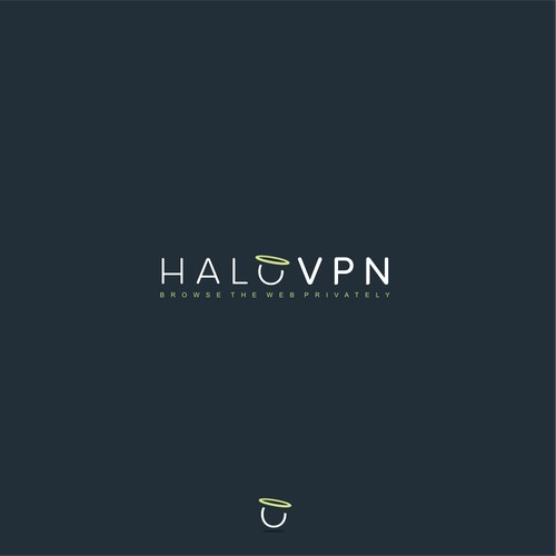 stunning new brand for Halo VPN