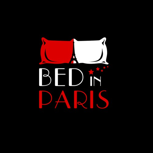 conceptual logo for PARIS real estate industry