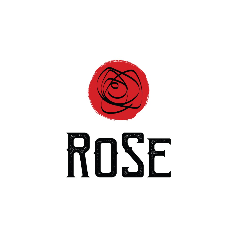 Ausgefallenes modernes Logo für RoSe Marmelade!