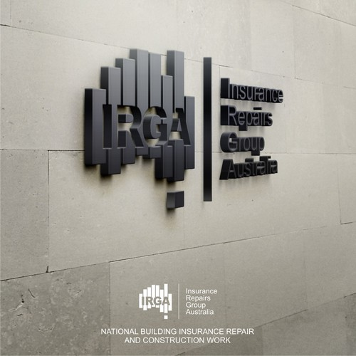 Logo concept for IRGA