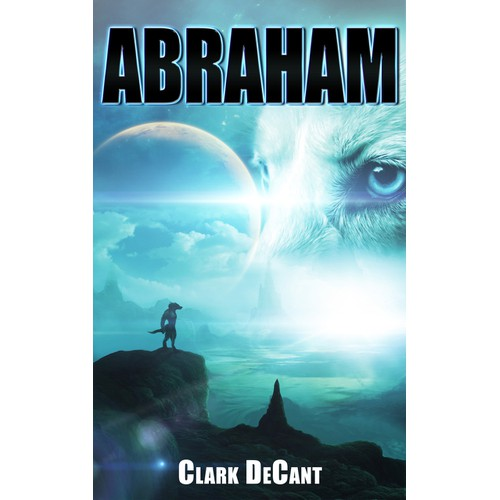 Help me create an eye-catching eBook cover for my next science fiction adventure!