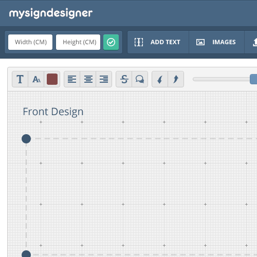 Design Tool Interface