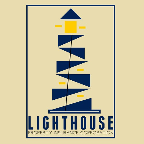 Help Lighthouse Property Insurance Corporation with a new logo