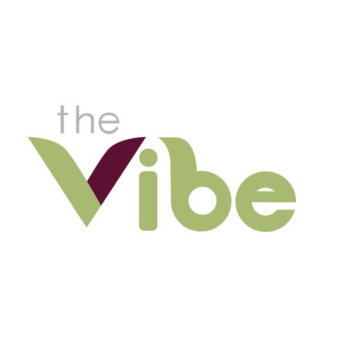 Logo for The Vibe - for learning disabled adults