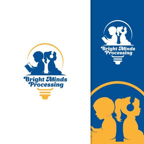 Bright Minds Prilocessing Logo