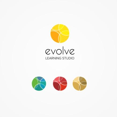 Logo concept for learning studio