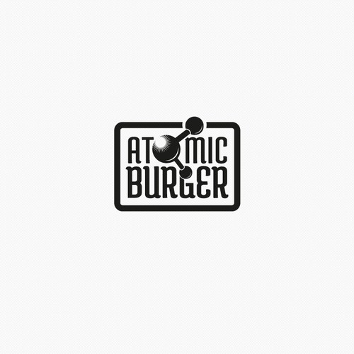 Help Atomic Burger with a new logo