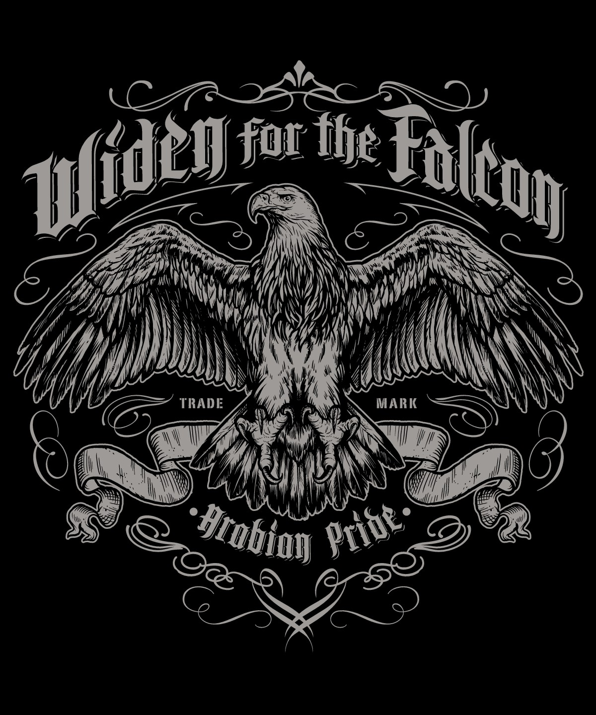 Widen for the eagle