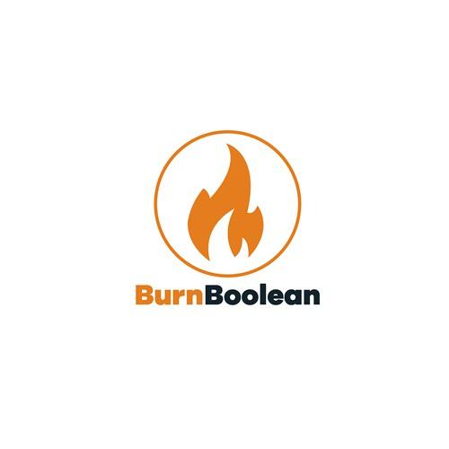 Burn Boolean Design Concept