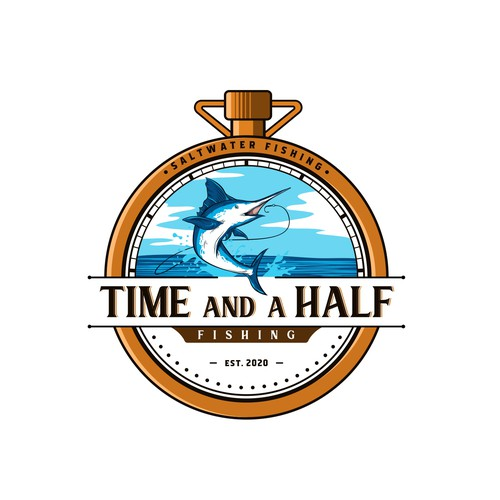 Florida Saltwater Fishing Logo