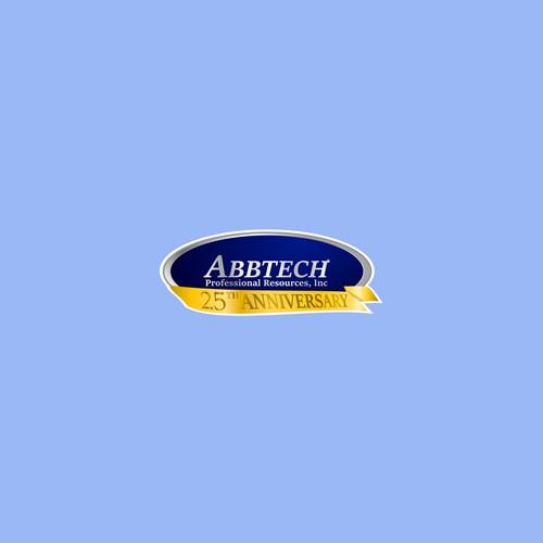Abbtech Sticker Logo Concept 2