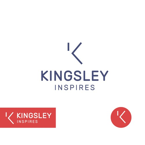 Logo concept for Kingsley INSPIRES