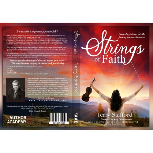 strings of faith book cover