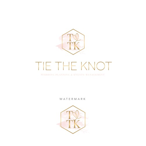 Tie the Knot needs a classy new logo