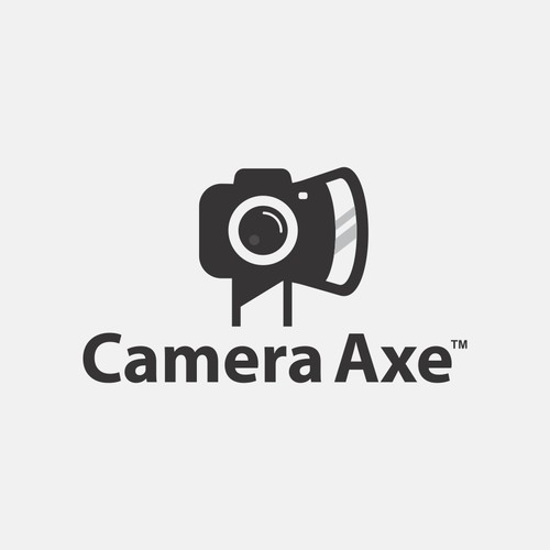 Logo for the Camera Axe