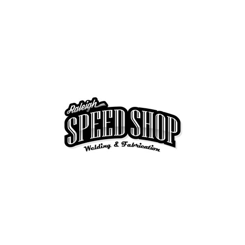 Logo for an automotive fabrication business