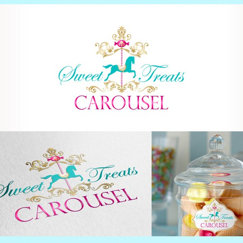 New logo wanted for Sweet Treats Carousel