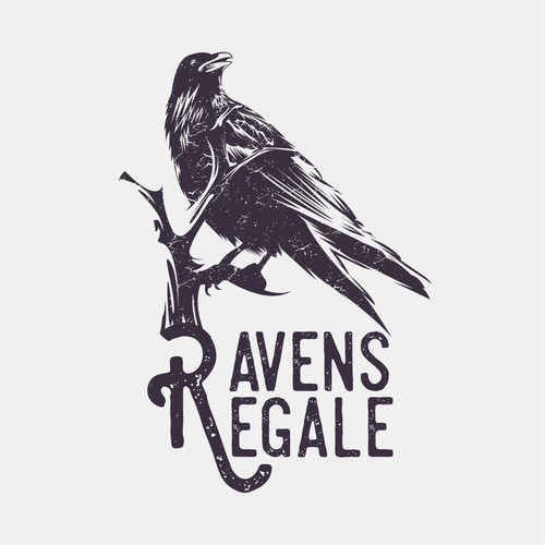In contest Bakery logo to please a raven