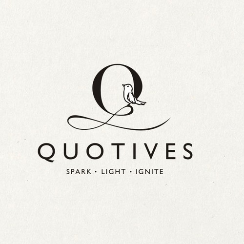 QUOTIVES candle
