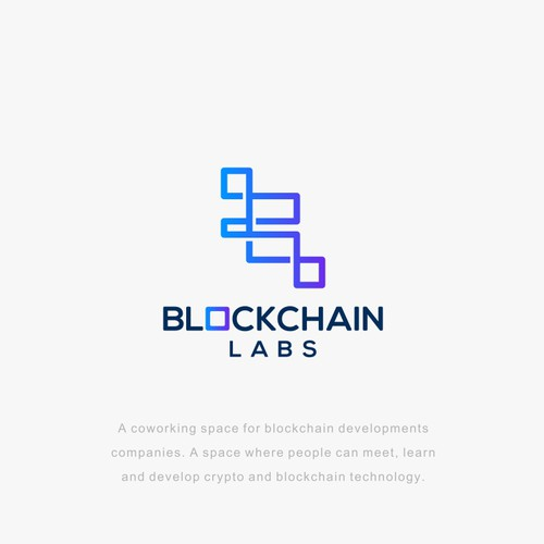 Blockchain Labs in the Caribbean needs strong logo