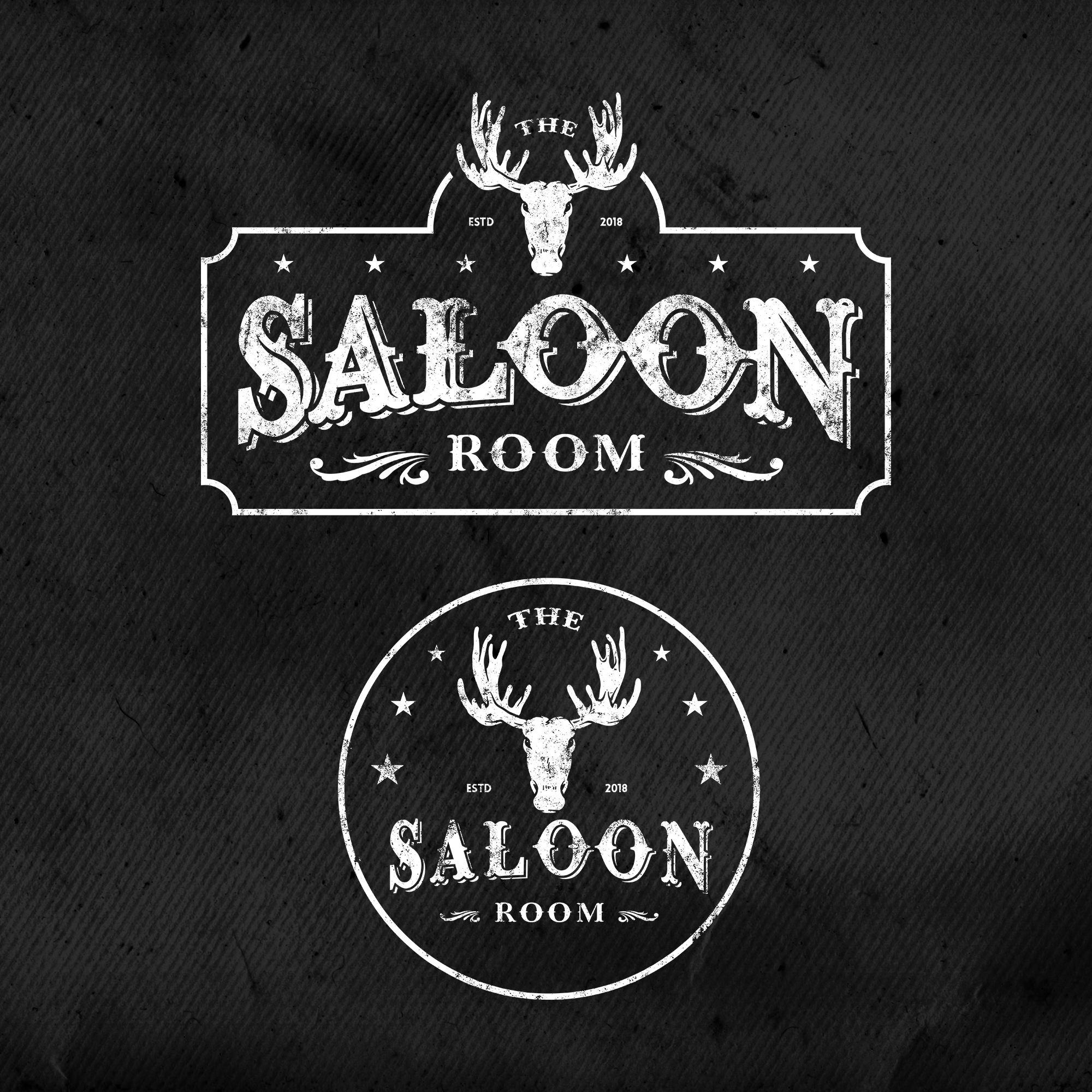 The Saloon Room Logo