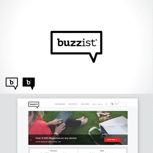 Buzzist.com | Logo