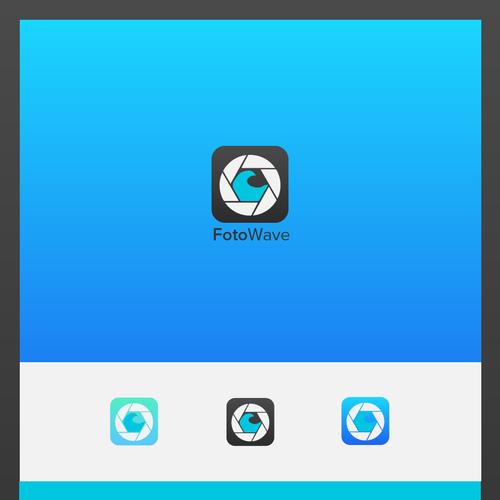 iPhone Photo Editing App Icon