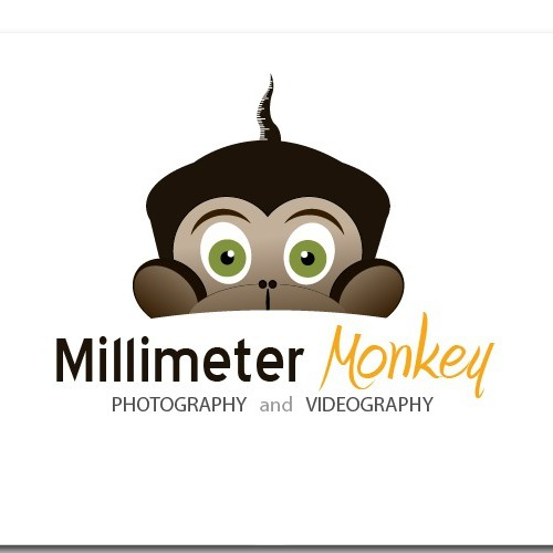 Help Millimeter Monkey with a new logo
