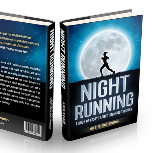 Night Running Book Cover