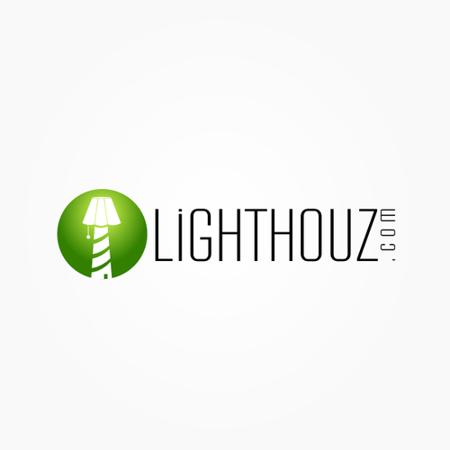 Logo design for lighthouz.com