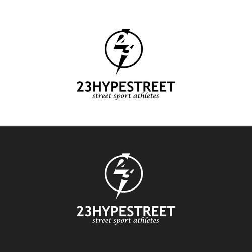 23HYPESTREET LOGO DESIGN