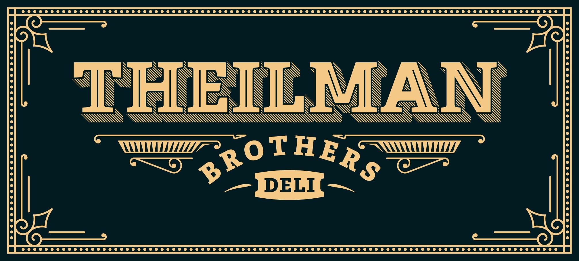 Theilman Brothers Deli Contest - Vintage - Open to Ideas