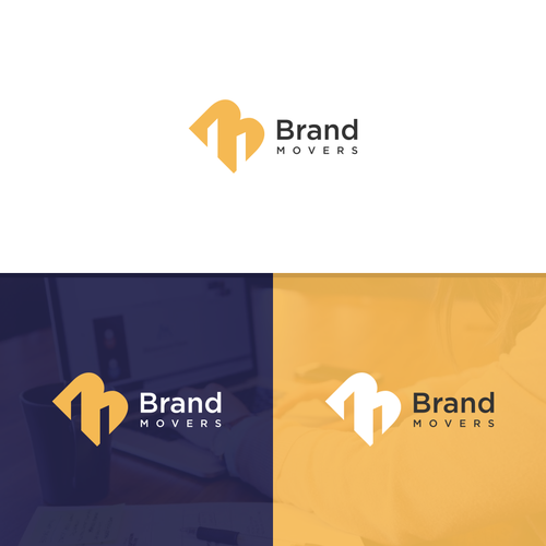 Awesome logo for Denmark's best content marketing agency