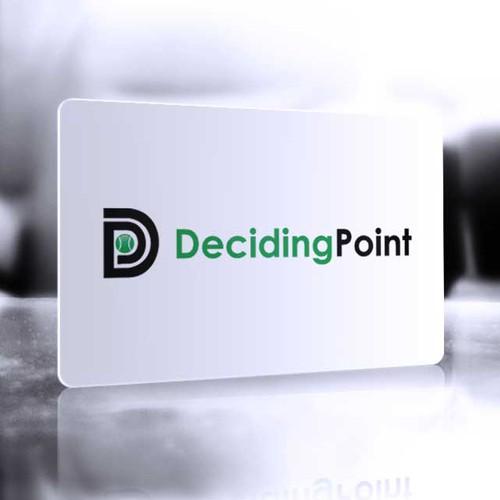 Create the next logo for Deciding Point