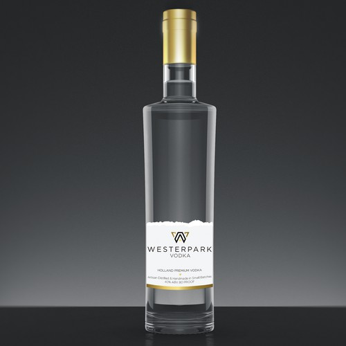 Westerpark Vodka