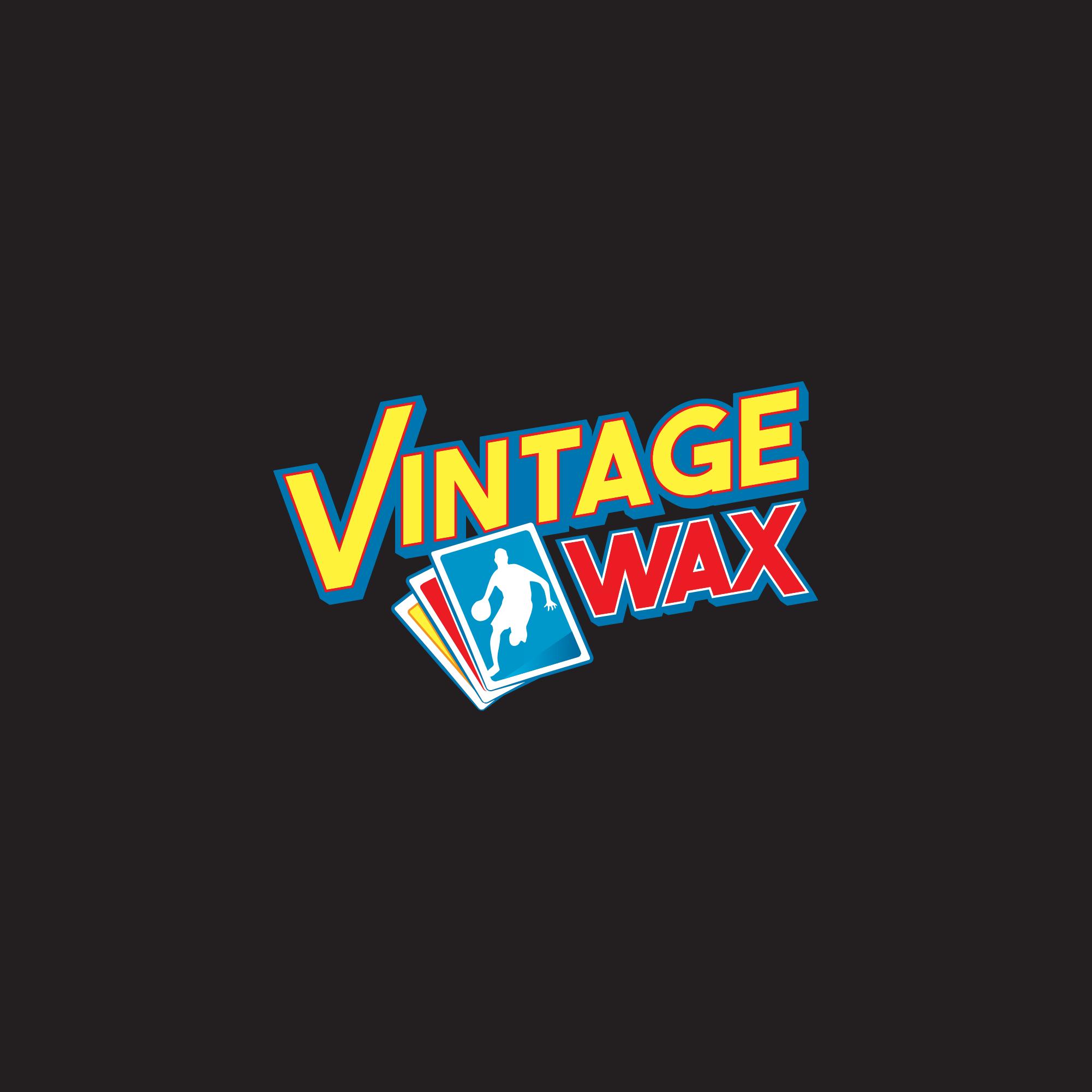 Vintage Wax needs a Vintage Logo