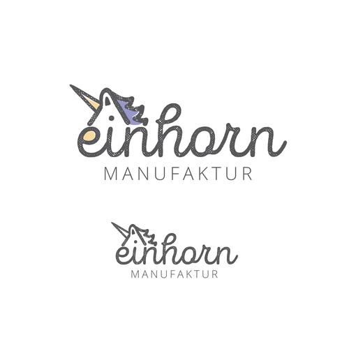 Einhorn (Unicorn) Logo