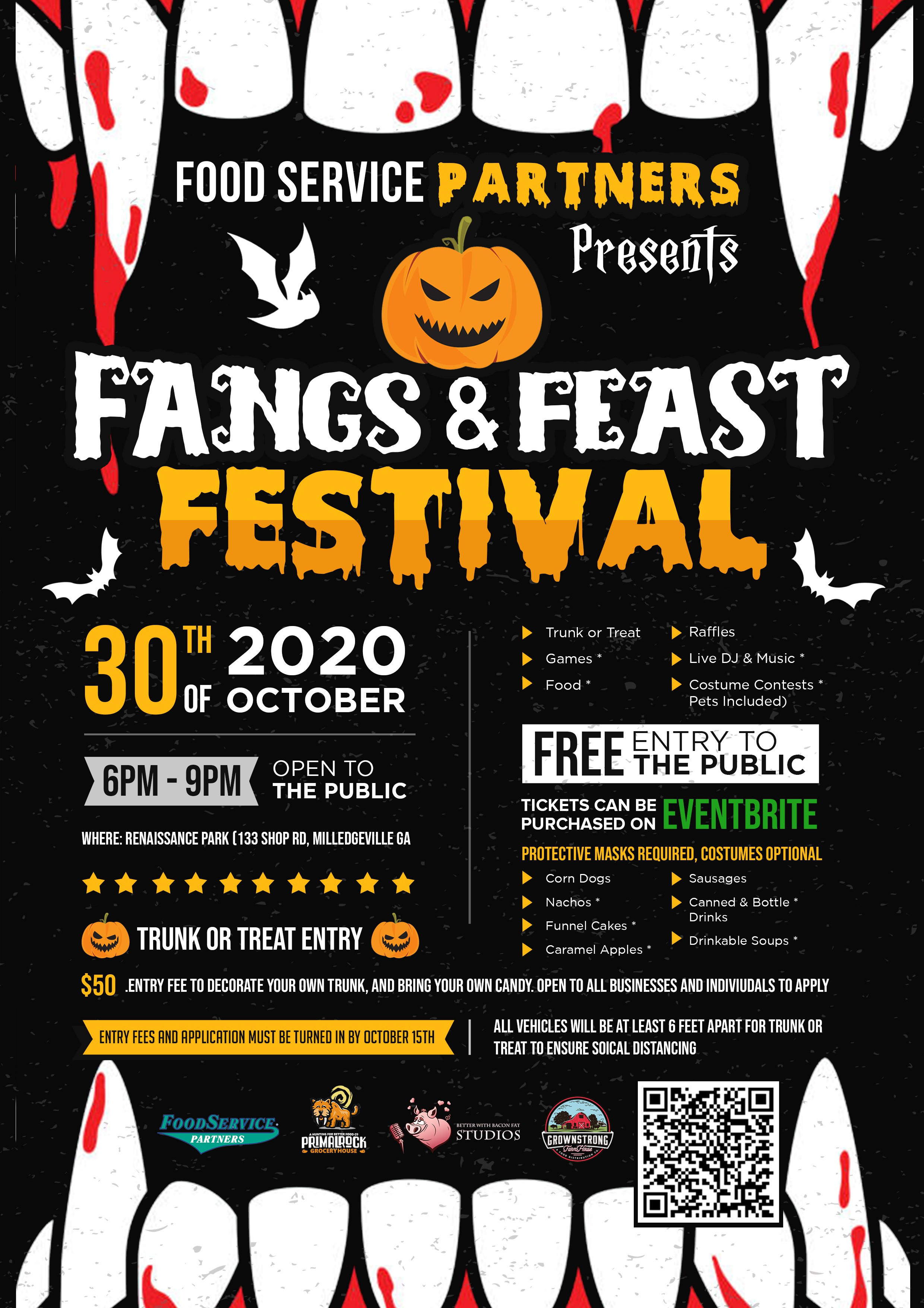 Fangs & Feast Festival